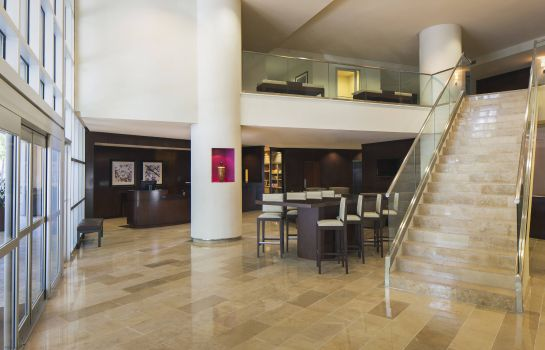 Hol hotelowy Sheraton Metairie - New Orleans Hotel