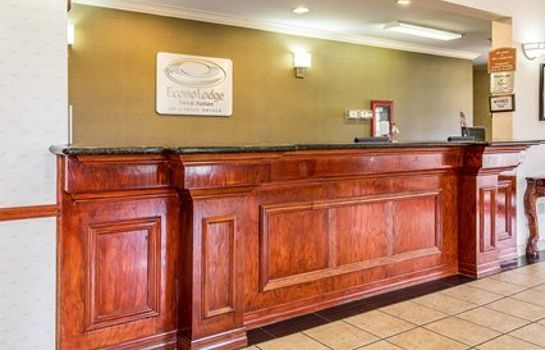 Hotelhalle Econo Lodge Inn & Suites Beaumont