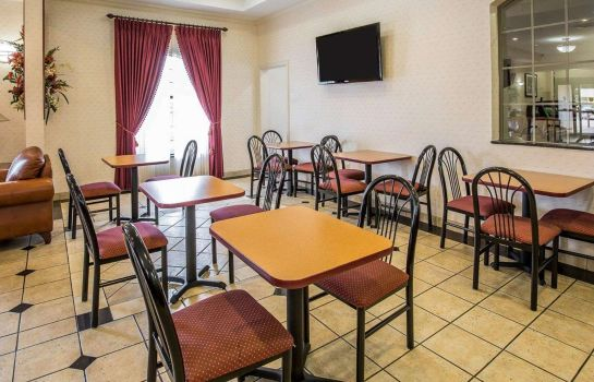 Restaurant Econo Lodge Inn and Suites Beaumont