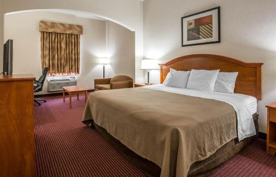 Suite Econo Lodge Inn and Suites Beaumont