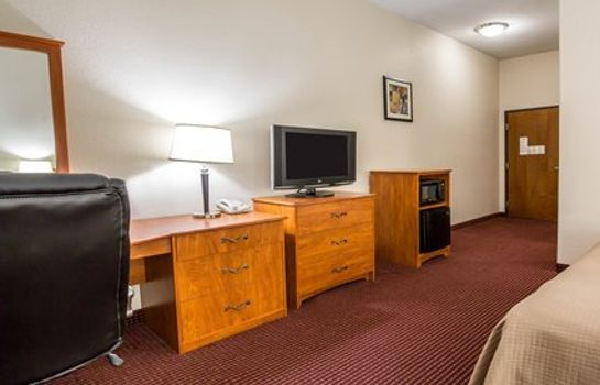 Zimmer Econo Lodge Inn & Suites Beaumont