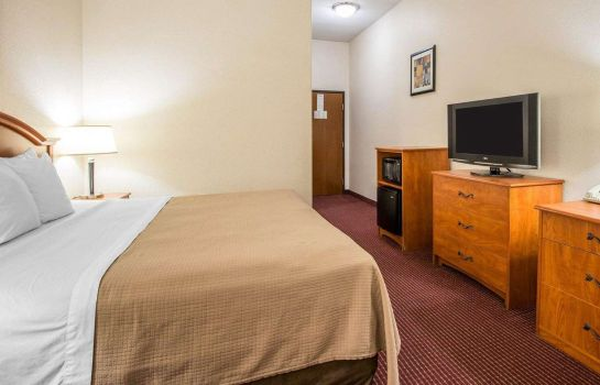 Zimmer Econo Lodge Inn and Suites Beaumont