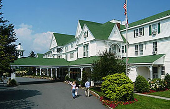 Buitenaanzicht GREEN PARK INN HISTORIC HOTELS