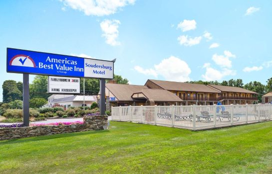 Vista esterna Americas Best Value Inn-Ronks/Lancaster County