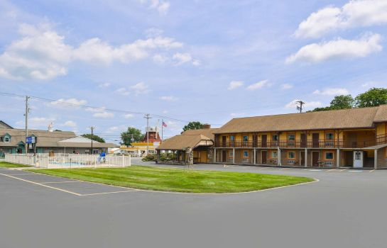 Vista exterior Americas Best Value Inn-Ronks/Lancaster County