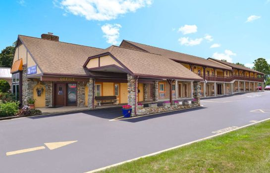 Außenansicht Americas Best Value Inn-Ronks/Lancaster County