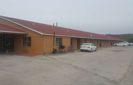 Vista esterna EXECUTIVE INN MINERAL WELLS