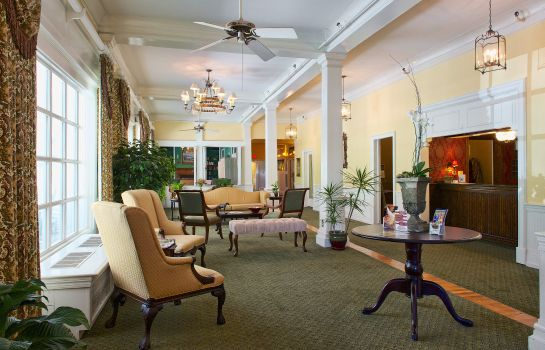 Hol hotelowy Green Park Inn Historic Hotels