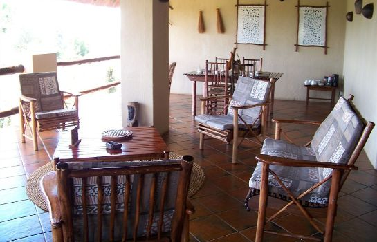 Vista all'interno Bushwise Safari & Lodge