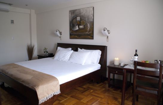 Chambre individuelle (standard) Plaza Real Suites & Apartments