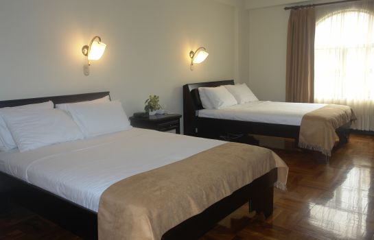 Chambre double (standard) Plaza Real Suites & Apartments