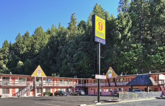 Vista exterior National 9 Inn Placerville