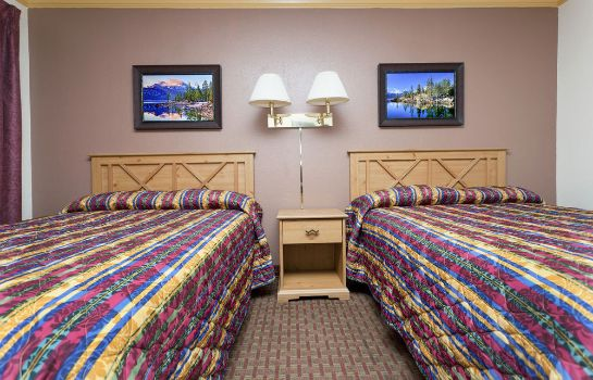 chambre standard National 9 Inn Placerville