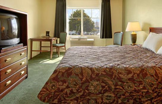 Zimmer RED ROOF INN ARCATA