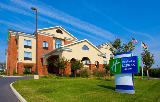 Buitenaanzicht HOLIDAY INN EXP STES CHESTERTW