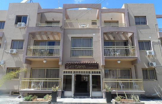 Exterior view Geotanya Hotel Apartments
