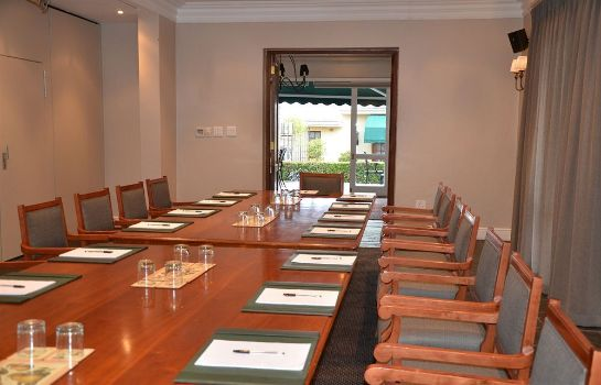 Meeting room Lemoenkloof Guest House