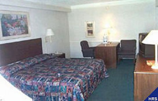 Zimmer Travelodge Houston