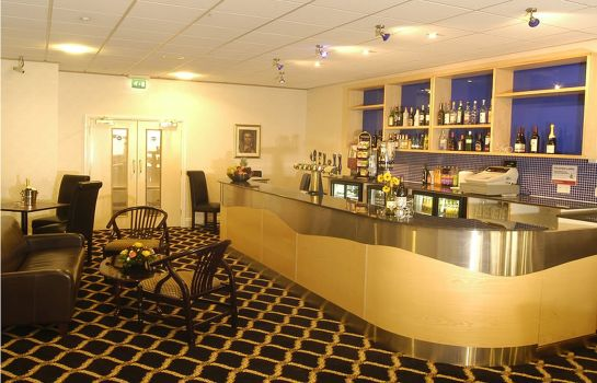 Hotel bar Britannia Bournemouth