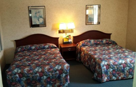 Standardzimmer Budget Host Midway Inn