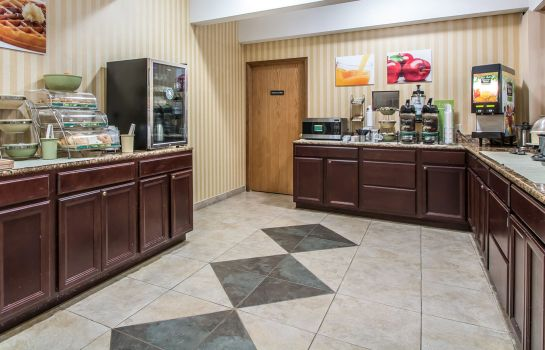 Informacja Quality Inn East Dubuque