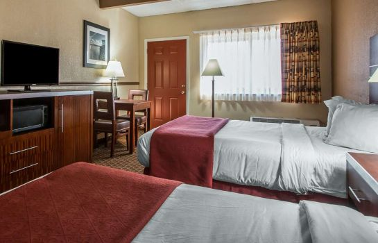 Doppelzimmer Komfort Quality Inn East Dubuque
