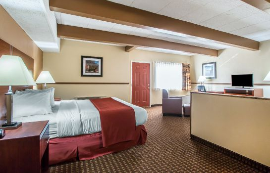 Habitación Quality Inn East Dubuque