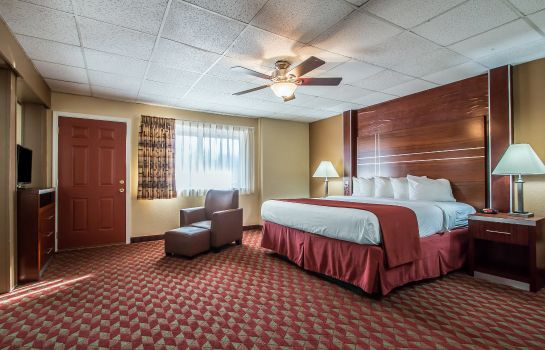 Pokój Quality Inn East Dubuque