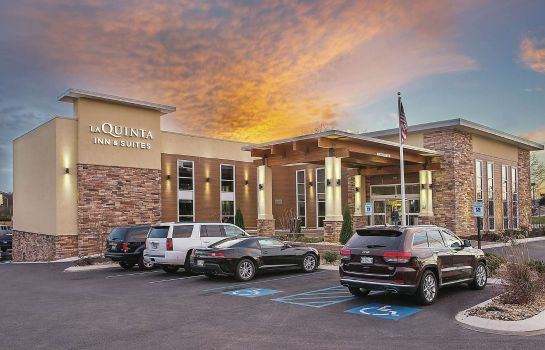 Außenansicht La Quinta Inn & Suites by Wyndham Chattanooga - East Ridge