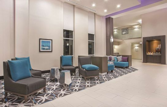 Lobby La Quinta Inn & Suites Chattanooga - East Ridge