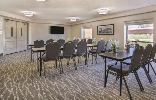 Conference room La Quinta Inn & Suites Chattanooga - East Ridge