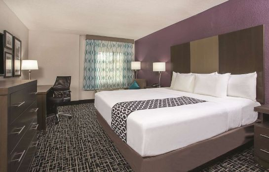 Zimmer La Quinta Inn & Suites by Wyndham Chattanooga - East Ridge