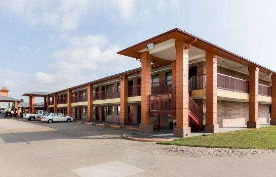 Vista exterior Econo Lodge Houston Hobby