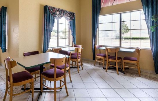 Restaurante Econo Lodge Houston Hobby