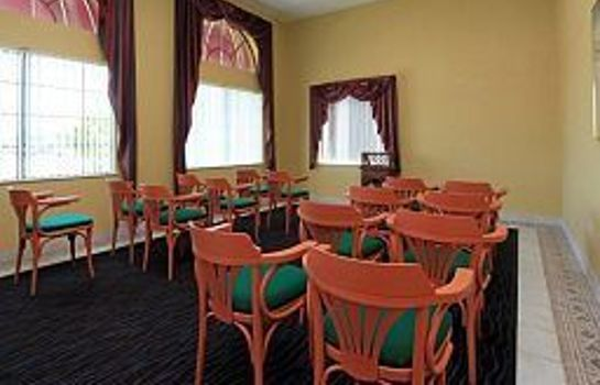 Sala de reuniones Econo Lodge Houston Hobby