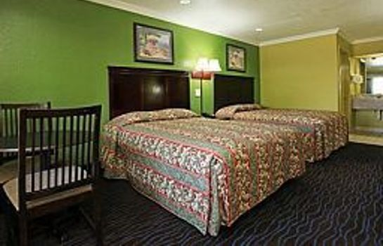 Habitación Econo Lodge Houston Hobby