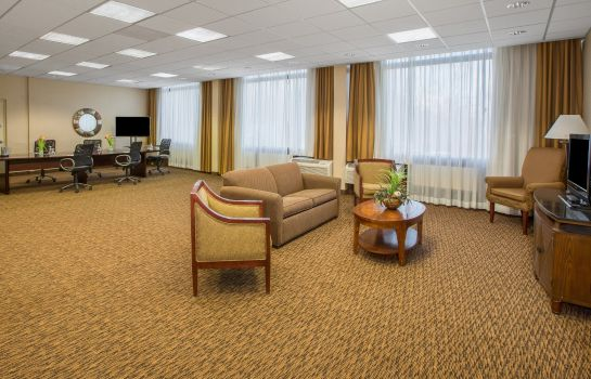 Conference room Crowne Plaza CLEVELAND AIRPORT