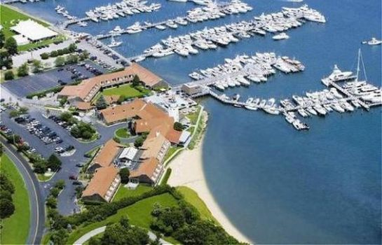 Vista exterior Gurneys Montauk Yacht Club and