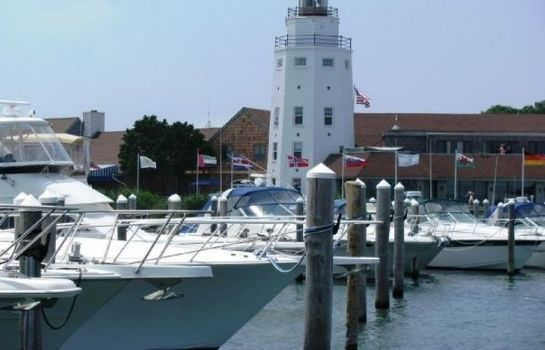 Vista exterior Montauk Yacht Club Resort and Marina