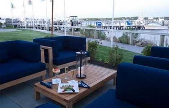 Bar del hotel Montauk Yacht Club Resort and Marina