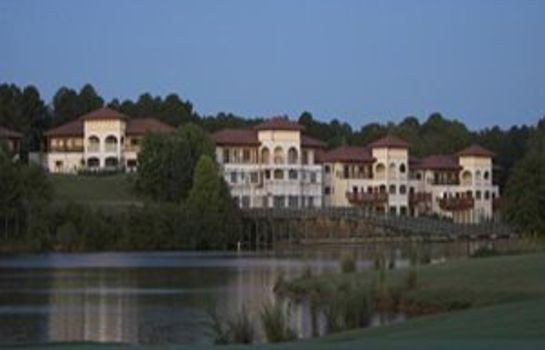 Außenansicht CUSCOWILLA GOLF RESORT ON LAKE OCONEE