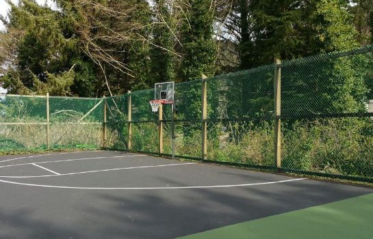 Sports facilities Inn at Otter Crest