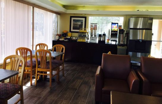 Breakfast room Central Valley Americas Best Value Inn