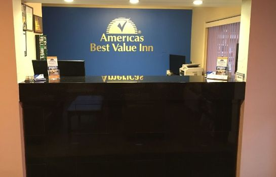 Hall Central Valley Americas Best Value Inn