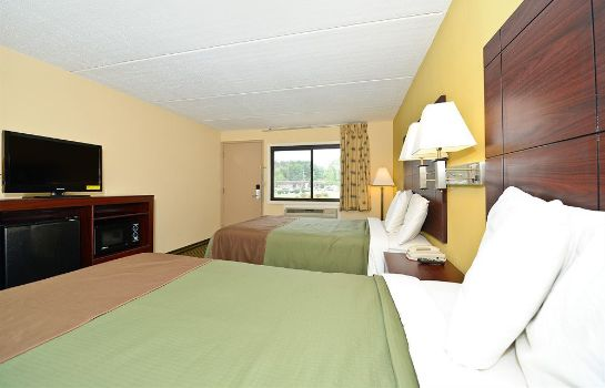 Standaardkamer Central Valley Americas Best Value Inn