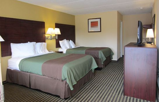 Standard room Central Valley Americas Best Value Inn