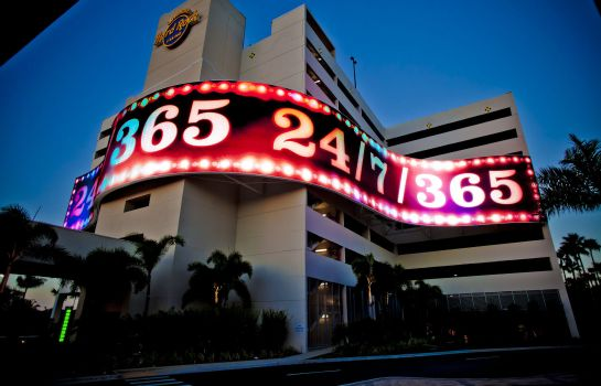 Vista exterior Seminole Hard Rock Hotel & Casino Hollywood