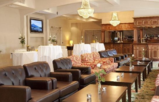 Bar del hotel Knockranny House