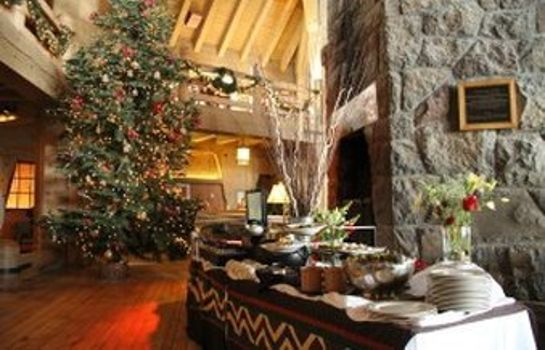 Restauracja TIMBERLINE LODGE