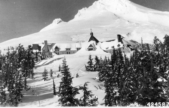 Info TIMBERLINE LODGE